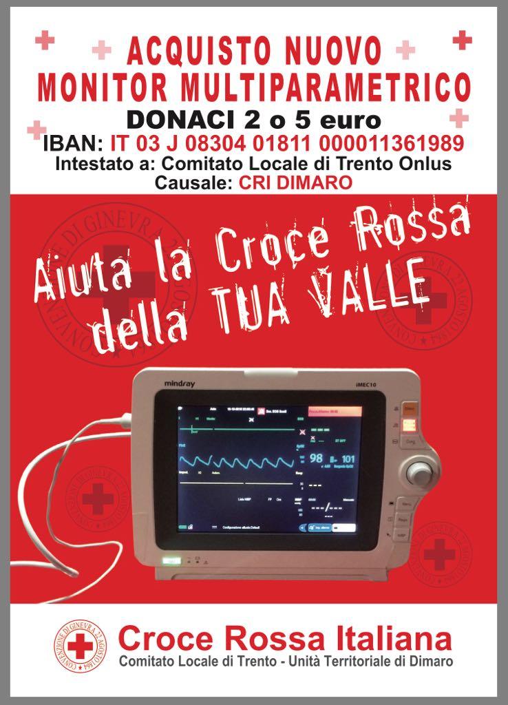 Un Grazie Di Cuore Croce Rossa Italiana Comitato Di Trento